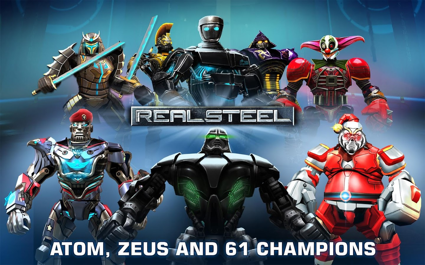 Real Steel  Android Apps on Google Play