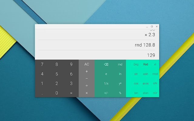 Calculator - Chrome Web Store