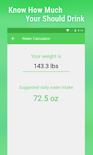 Water Drink Reminder Pro Screenshot