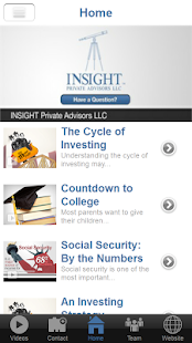 Insight Private Advisors LLC.- screenshot thumbnail