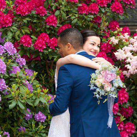 Fotógrafo de bodas Polina Svensson (fotoplanet). Foto del 01.08.2017