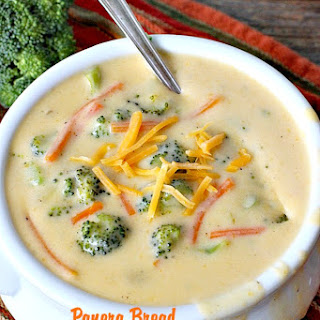 PANERA BREAD BROCCOLI CHEESE SOUP Recipe