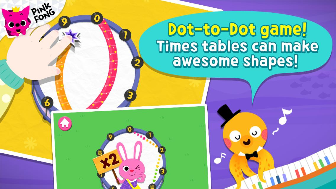 Fun Times Tables: Toddler Math- screenshot