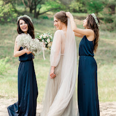 Wedding photographer Mariya Sumarokova (smphotography). Photo of 03.07.2018