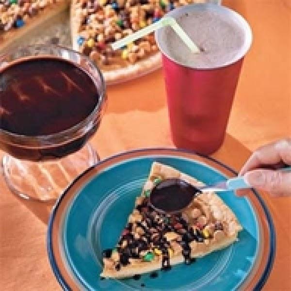 S'more Pizza Recipe