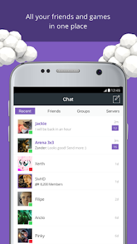 Twitch Messenger
