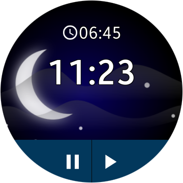 Sleep As Android - Gear Add-on