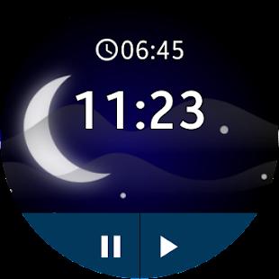 Sleep as Android Gear Addon - náhled