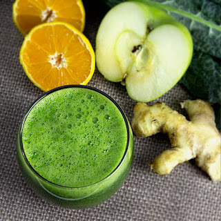 Green Adrenal Tonic Smoothie