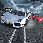 Racing Challenger Highway Police Chase:Free Games