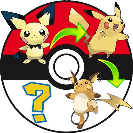 Quiz Poke Evolution