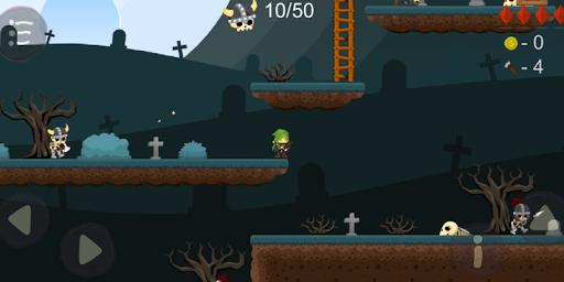 Evil Dungeon: Action 2D platformer screenshot 4