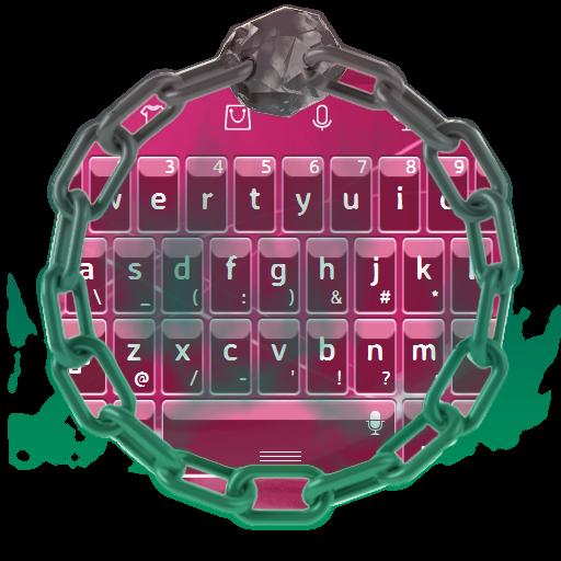 个人化のピンクラインPinku rain TouchPal LOGO-記事Game