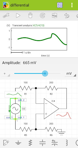 Electric Circuit Studio 3.1 Screenshots 2