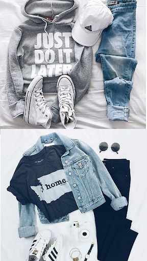 Teen Outfit Ideas 2018 ud83dudc96  screenshots 6