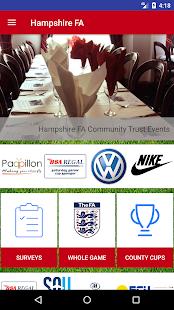 Hampshire FA - náhled