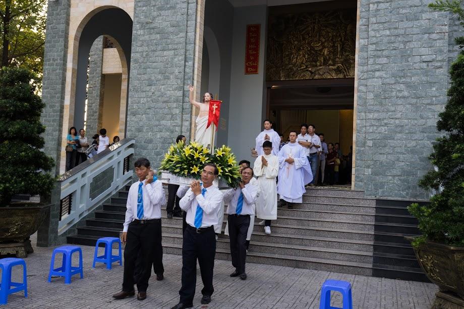 Giáo xứ Phú Bình : Rước Kiệu Phục sinh - Ảnh minh hoạ 4