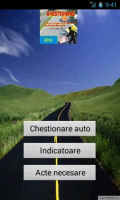 Scoala de soferi 2016 - screenshot