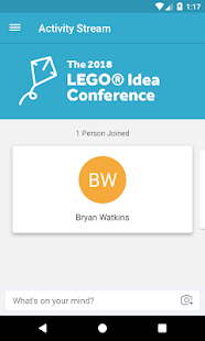 The 2018 LEGO® Idea Conference – Apps on Google Play