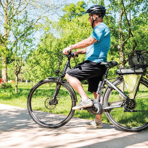 Geführte E-Bike-Touren