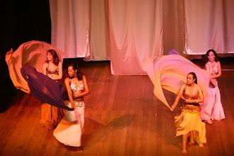 Photo: Turma de Dança do Ventre, Dança com Véus
