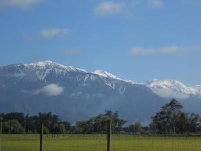 Photo: Normalmente en noviembre ya no hay nieve, pero ha sido año frío