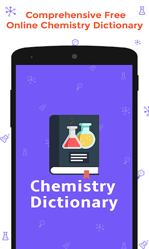 Chemistry Dictionary Offline Free 1.0 screenshots 1