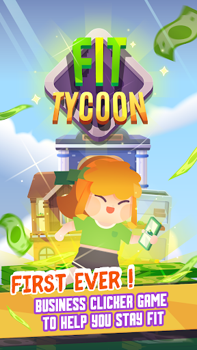 Fit Tycoon - Business Idle Clicker + healthy twist filehippodl screenshot 1