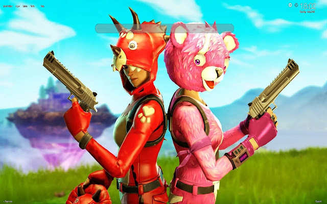 Tricera Ops Fortnite Wallpapers Tab Themes