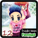 truyện teen phần 12 offline icon