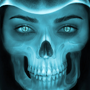 skull live wallpaper icon