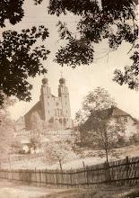Photo: Kościół i kazamat.