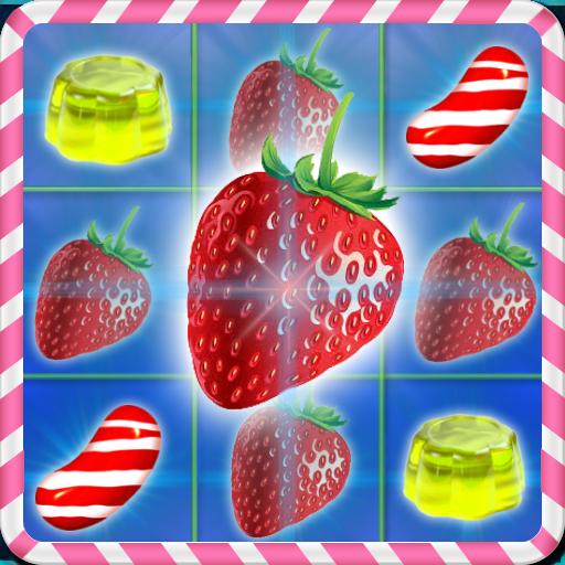 Berry Crush Match 3 - Super Puzzle Adventure