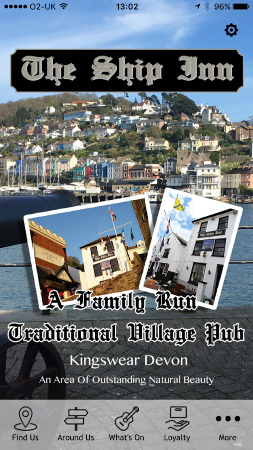 The Ship Inn Kingswear- screenshot