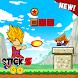 Stick Z Go: Super Dragon Warrior Adventure