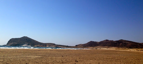 Photo: Playa los Genoveses