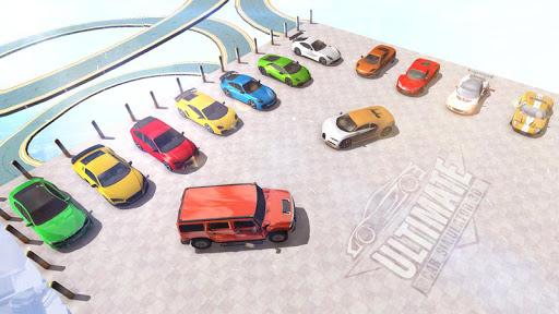 Ultimate Car Simulator 3D 1.10 screenshots 2