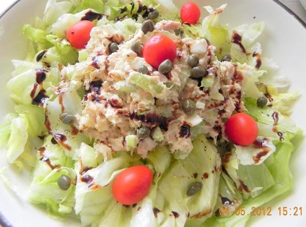 Amazing Albacore Tuna Salad Recipe