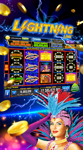 Heart of Vegasu2122 Slots u2013 Free Slot Casino Games  screenshots 2