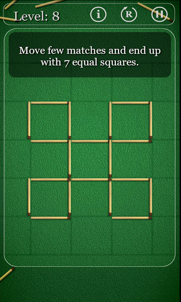 Puzzles with Matches screenshot 8