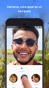 Google Duo Capture d'écran