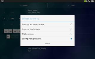 Screenshot of Alarm Clock Xtreme & Timer