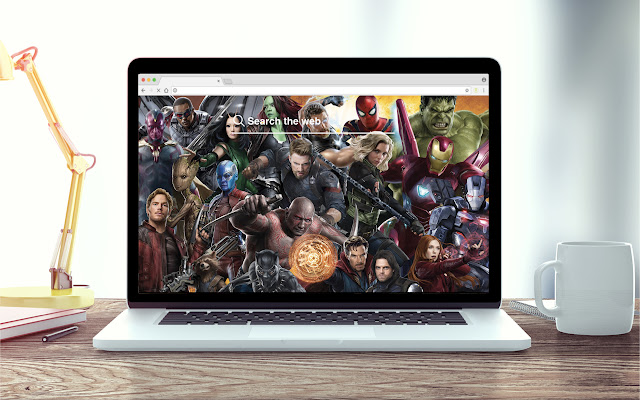 Avengers 4 HD Wallpapers New Tab Theme