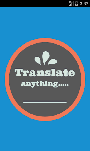 Twi English Translator