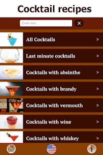 Cocktail recipes / FREE- screenshot thumbnail