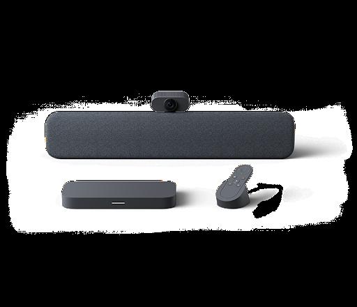 Google Meet | Lenovo Series One small room kit - Charcoal color
