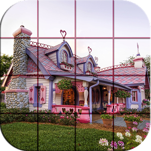 Tile Puzzle – Dreams House for PC and MAC