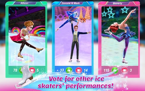 Ice Skating Ballerina – Dance Challenge Arena Apk Download For Android and Iphone 5