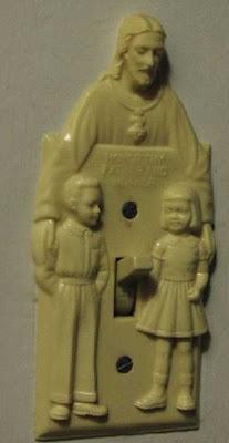 funny Jesus switch