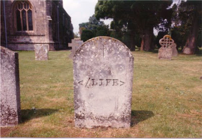 geek ending grave life